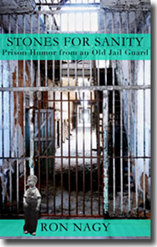 Stones for Sanity, Prison Humor Book cover